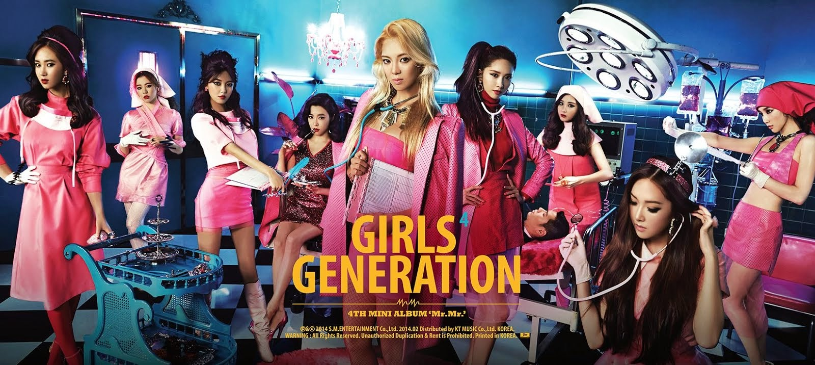 Girls Generation MV Mr Mr
