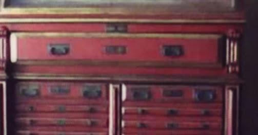 El desv n de los trastucos mueble de farmacia restaurado - Muebles el desvan ...