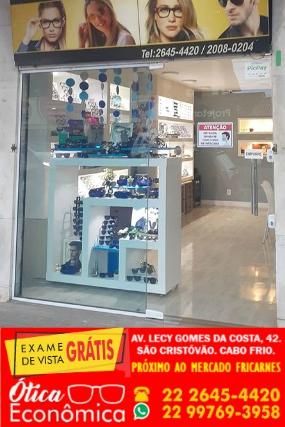 Ótica Econômica Cabo Frio