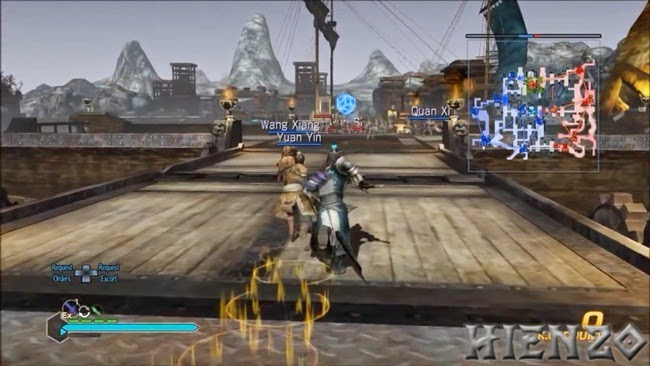 Dynasty Warriors 8: Empires PC Gameplay