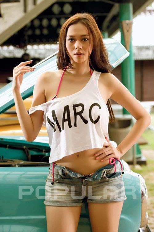 Aura Kasih Hot Picture