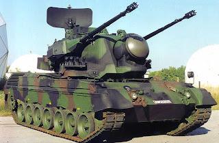 Atualizado: 36 Gepard para o Exército Brasileiro ?