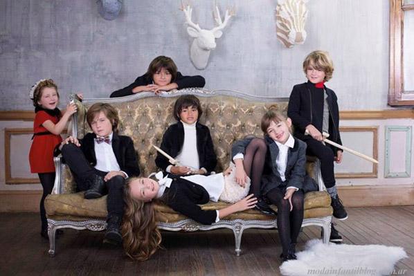 moda infantil otoño invierno 2014 coleccion paula cahen danvers