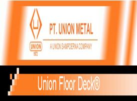 Lowongan Kerja July 2012 Union Metal Indonesia