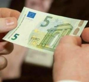χαρατσι 5 ευρώ