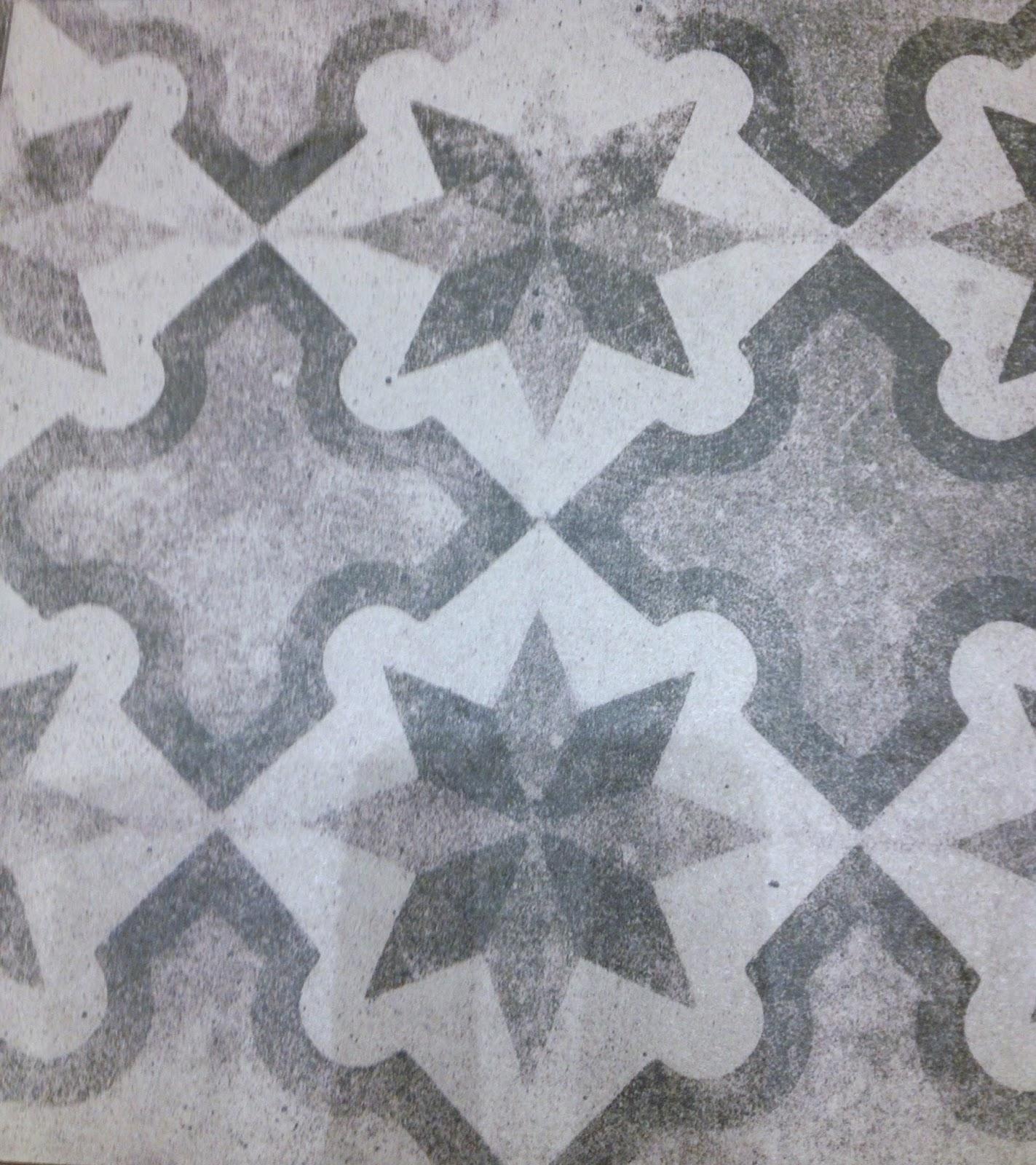 Mønstrete fliser