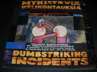 VA - MYKISTAVIA VALIKOHTAUKSIA / DUMBSTRIKING INCIDENTS, LP, 1993, FINLAND