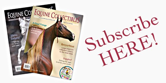 Equine Collectibles Magazine