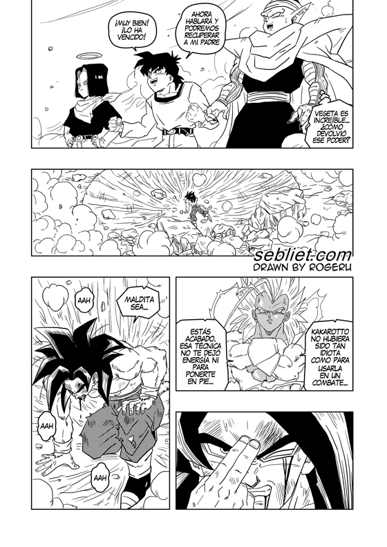 Dragon Ball EX 139