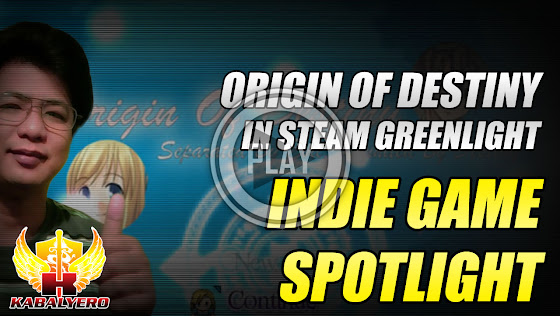 Origin Of Destiny In STEAM Greenlight ★ Indie Game Spotlight