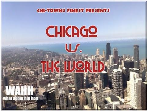 Mixtape: Chicago vs The World mixtape