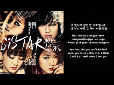 Download Lagu SISTAR (Feat. Geeks) - The Way You Make Me Melt