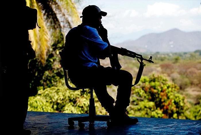 Michoacan Bajo Fuego.  Fotogaleria.  Las Victimas de Paracuaro 10_michoacan