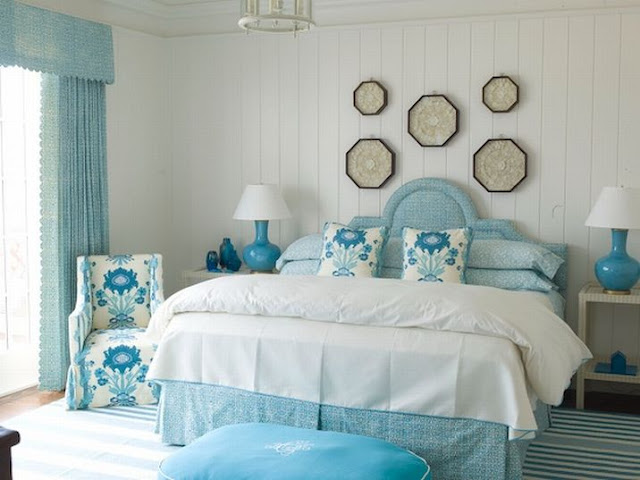 Turquoise Bedroom Decor. Here is an example images for Turquoise Bedroom Decor Ideas  Hopefully these suggestions will give you a little inspiration when it comes to decorating your Interior Designs Room
