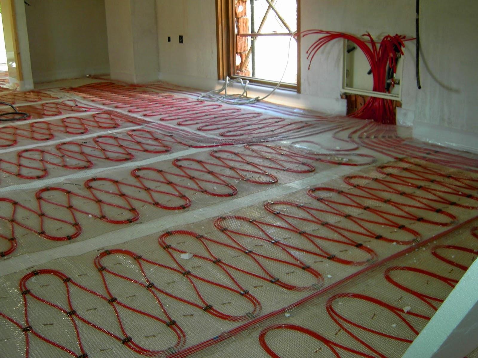 Instalación de suelo radiante | FONTANEROS ECONÓMICOS EN JAÉN - 600 ...