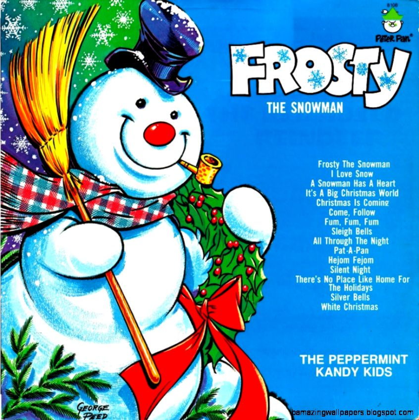 Frosty The Snowman Lyrics  This Wallpapers