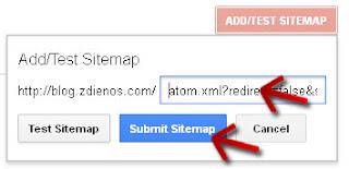 Cara Menambahkan Site Map ke Google WebMaster Tools