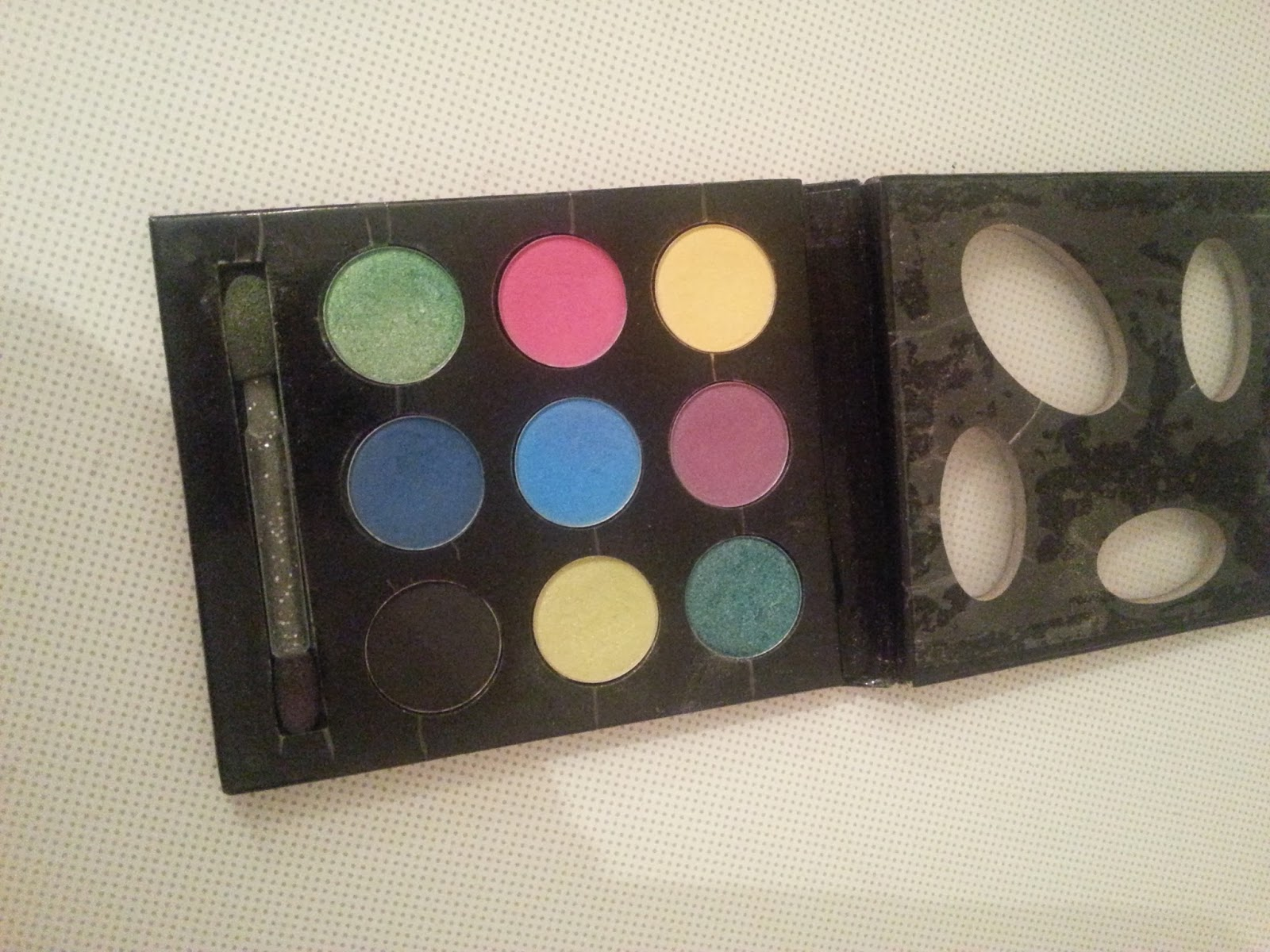 Collection 2000 Poptastic Eye Palette