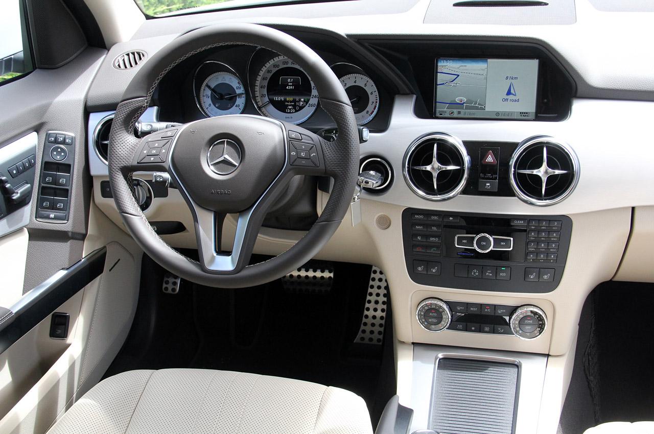 2013 Mercedes-Benz GLK: First Drive Photos