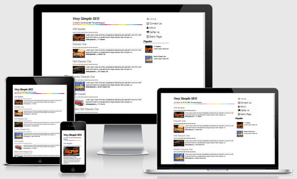 Very Simple Seo Blogger Templates Wordpress Themes Nulled Free