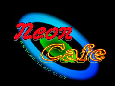Neon Cafe Blog