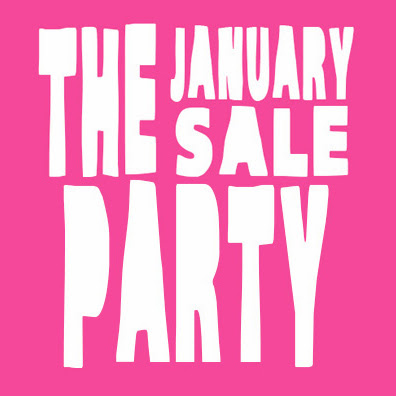 Creative Bag's January Sale Party - time to stock up on packaging basics