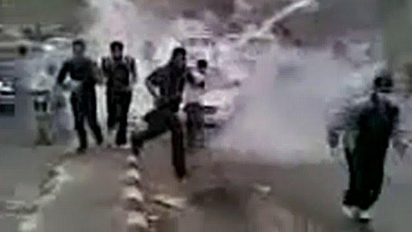 REPRESSÃO MILITAR NA SÍRIA ALASTRA A MAIS DUAS CIDADES