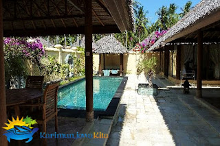 room villa kura kura resort karimunjawa