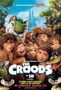 Afiche de The Croods