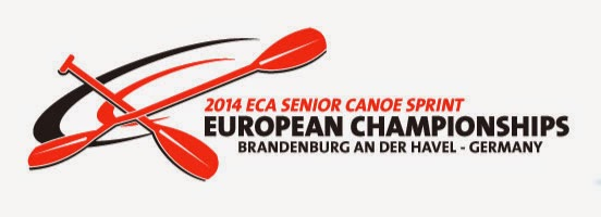 PIRAGÜISMO - Campeonato de Europa aguas tranquilas 2014 (Brandenburgo, Alemania)