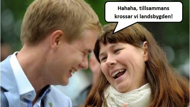 MP hatar Sverige