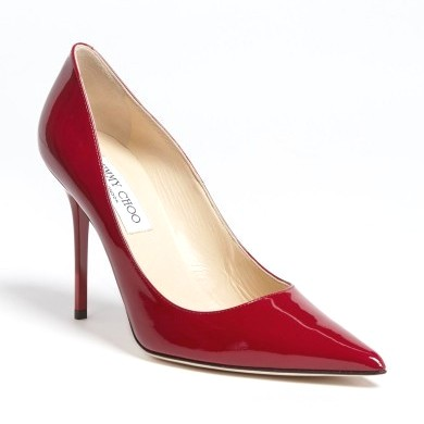 Crown Princess Mary Style - JIMMY CHOO Abel Pump