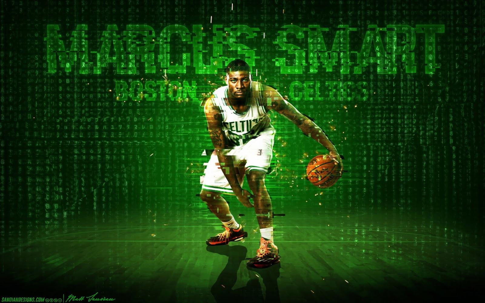Wallpaper Wednesday Marcus Smart Celticslife Com Boston Celtics