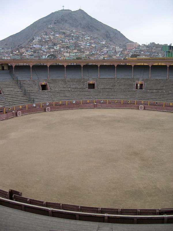 Plaza de Toros de Acho, Lima, Peru