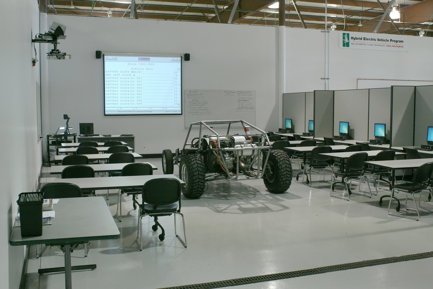 The Modern Classroom ~ Hybrid technology the modern classroom