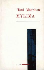 """Šiuo metu skaitau: Toni Morrison """"Mylima"""""""