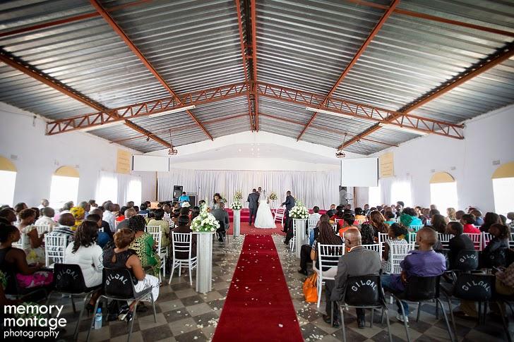 Lusaka Zambia wedding Raddison Blu Hotel