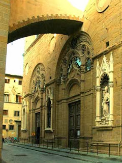 Iglesia Orsanmichele de Florencia