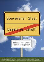 Souveräner Staat - besetztes Land - Schutz für unser Eigentum