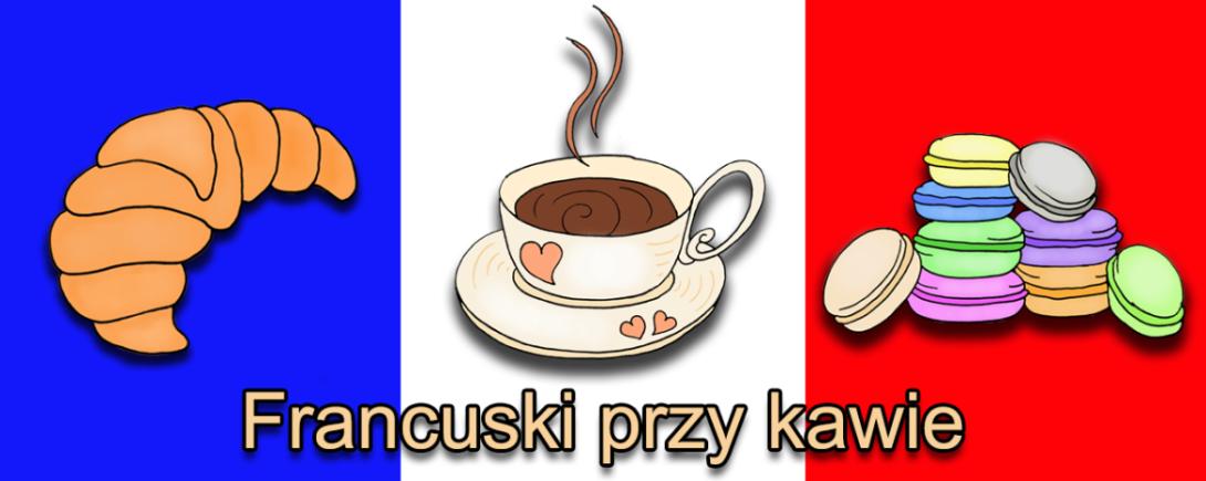 Francuski przy kawie