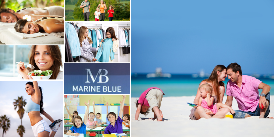 Come Home And Be Amazed with Marine Blue Singapore!