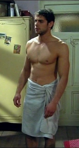 patrick fugit shirtless - photo #15