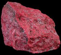 Cinnabar Batu Mulia Paling Berbahaya