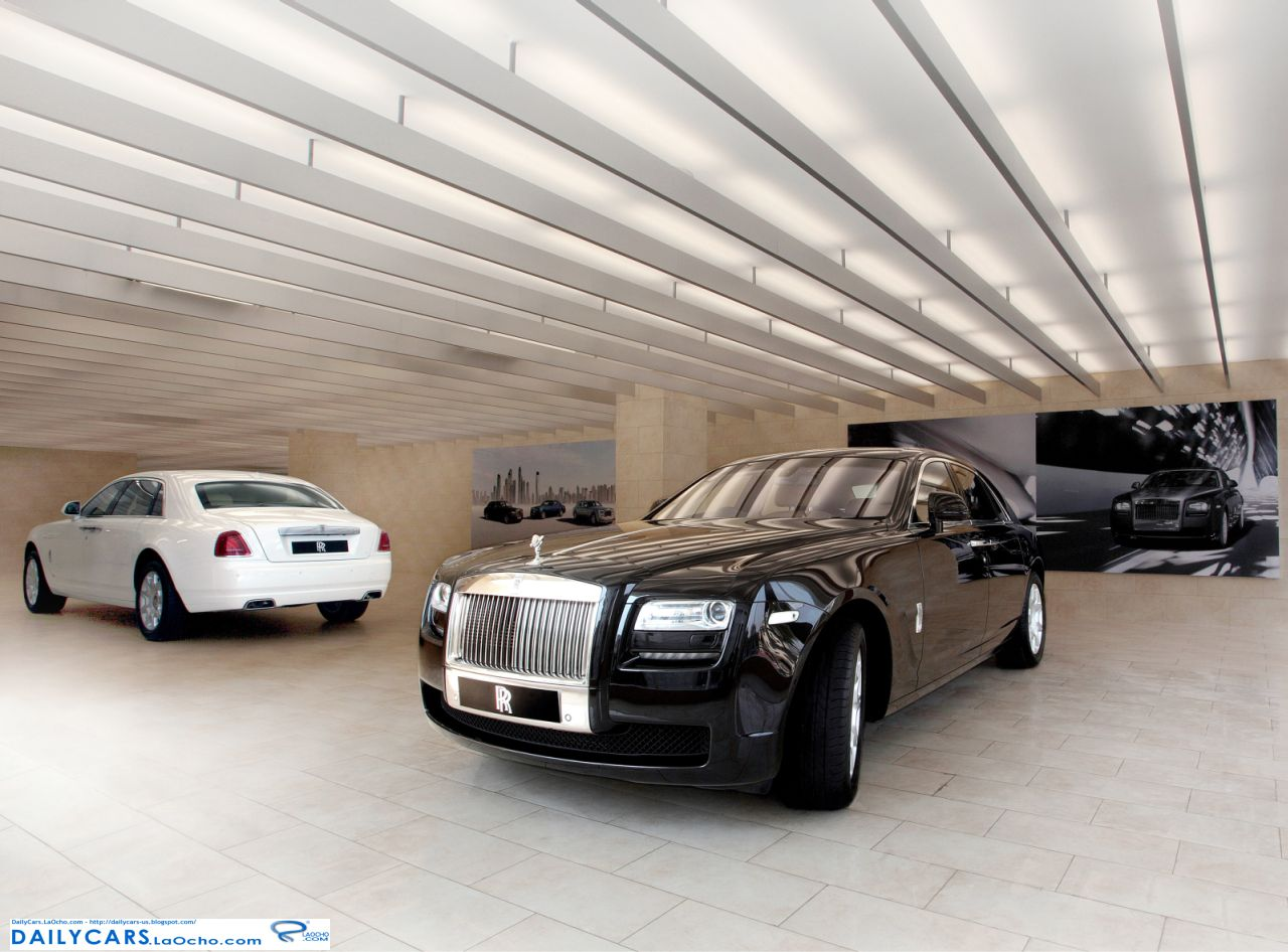 Daily Cars Rolls Royce Launches New Showroom In Hyderabad