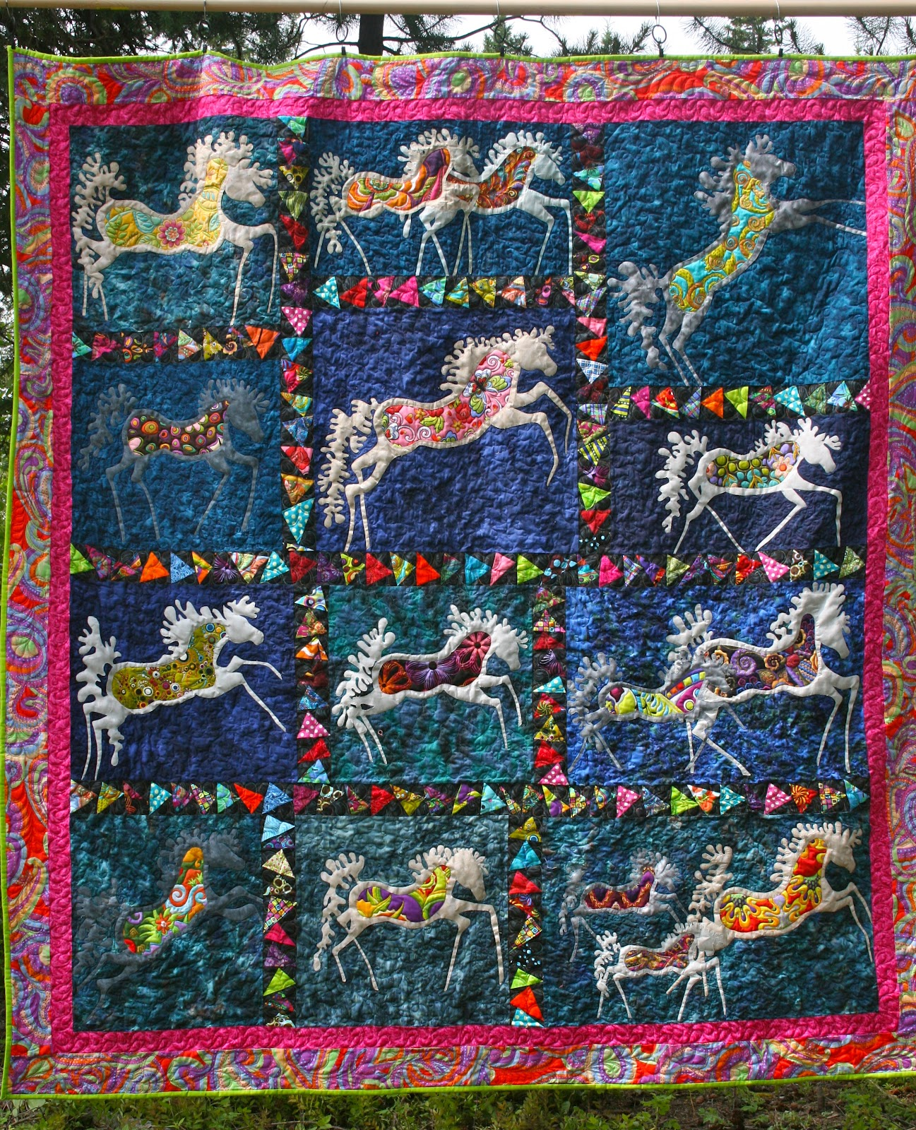 horses pinterest best stuff horse on and animal quilt quilts images