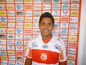 Vitória da Conquista contrata o volante Diego Aragão