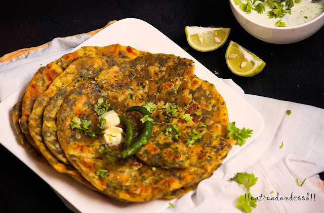methi ka paratha recipe indian paratha recipe