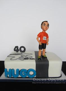 40 anos 40 km