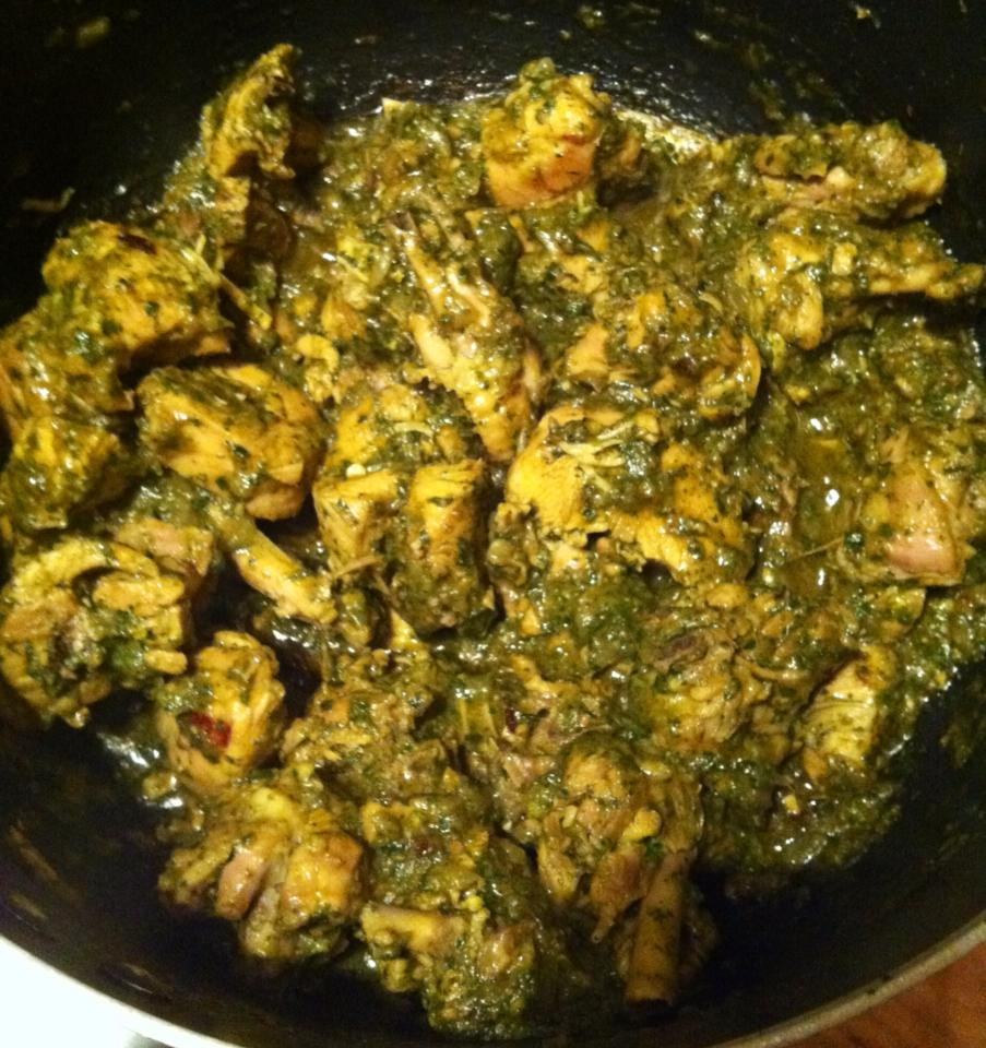Chicken recipes with pudina