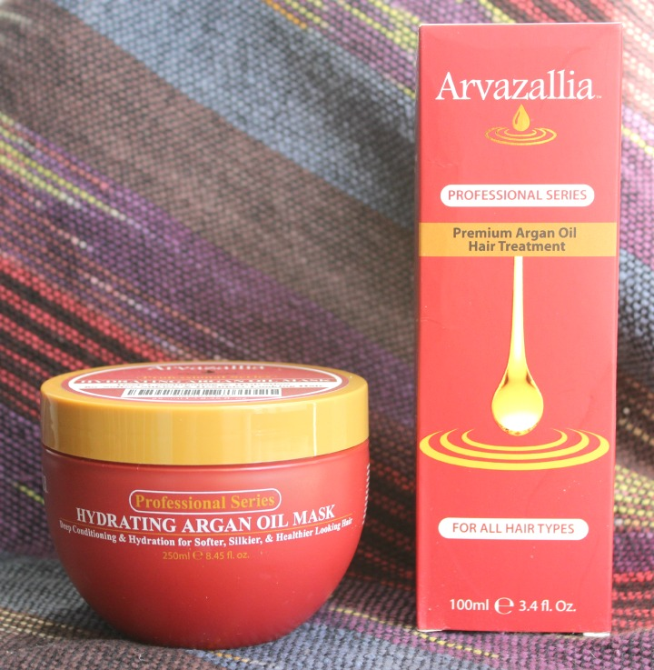Arvazallia Hydrating Argan Oil Hair Mask Arvazallia Argan Oil for Hair Treatment